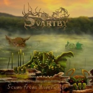 Svartby - Scum from Underwater cover art