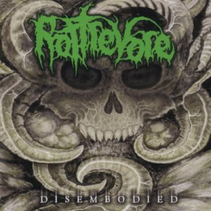 Rottrevore - Disembodied cover art