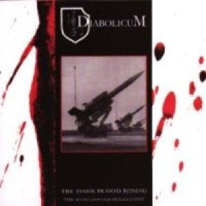 Diabolicum - The Dark Blood Rising (The Hatecrowned Retaliation) cover art