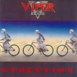 Viper - Evolution cover art