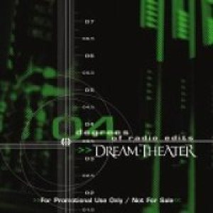Dream Theater - Four Degrees of Radio Edits (Fan Club CD 2001) cover art