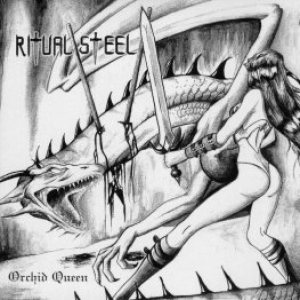 Ritual Steel - Orchid Queen cover art