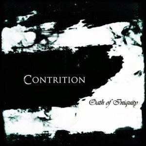 Contrition - Oath of Iniquity cover art