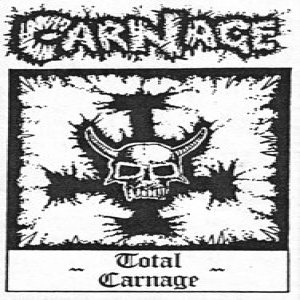 Carnage - Total Carnage cover art