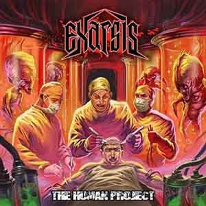 Exarsis - The Human Project cover art