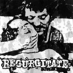 Regurgitate - Hatefilled Vengeance cover art