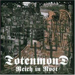 Totenmond - Reich in Rost cover art