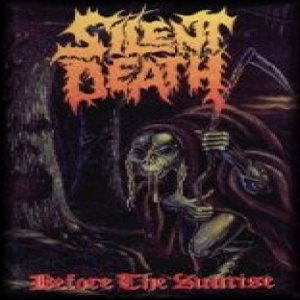 Silent Death - Before the Sunrise cover art