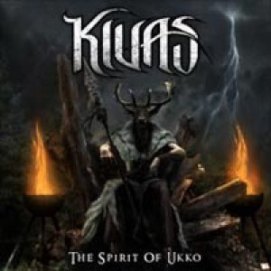 Kiuas - The Spirit of Ukko cover art