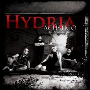 Hydria - Acústico - the Acoustic Sessions cover art