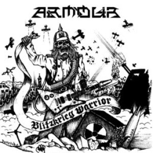 Armour - Blitzkrieg Warrior cover art