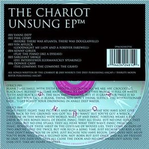 The Chariot - Unsung cover art