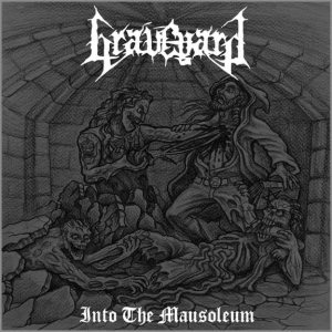 Graveyard - Into the Mausoleum cover art