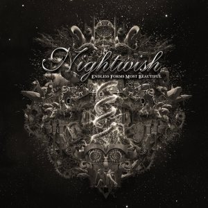Nightwish - Endless Forms Most Beautiful cover art