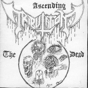 Tribulation - The Ascending Dead cover art