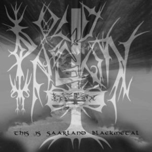 Old Pagan - This Is Saarland Black Metal cover art