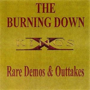King's X - The Burning Down cover art