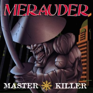 Merauder - Master Killer cover art