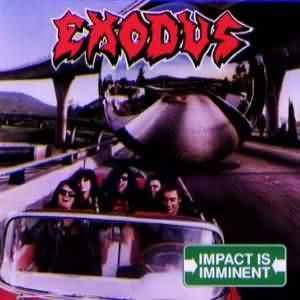 Exodus - Impact Is Imminent cover art