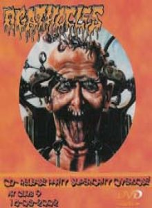 Agathocles - Cd-Release Party Superiority Overdose 2002 cover art