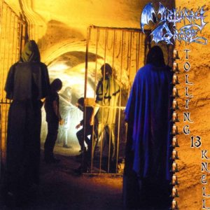 Mortuary Drape - Tolling 13 Knell cover art
