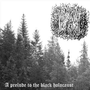Infernal Holocaust - A Prelude to the Black Holocaust cover art
