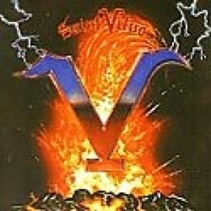 Saint Vitus - V cover art
