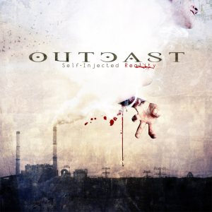 Outcast - Self-Injected Reality cover art