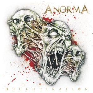 Anorma - Hellucination cover art