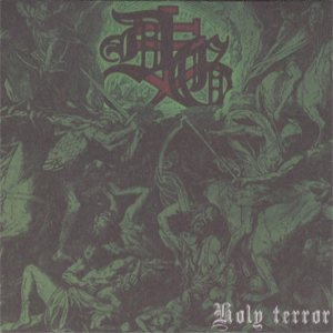 Damngod - Holy Terror cover art