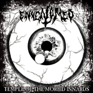 Envenomed - Temple of the Morbid Innards cover art