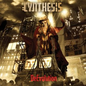 Cynthesis - DeEvolution cover art
