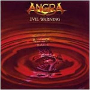 Angra - Evil Warning cover art