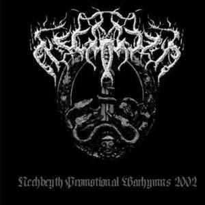Nechbeyth - Nechbeyth Promotional Warhymns 2002 cover art