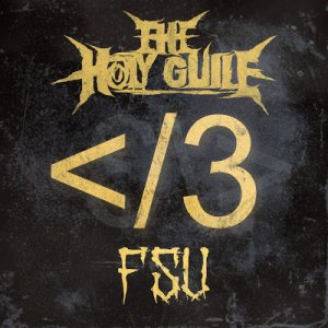 The Holy Guile - FSU cover art