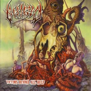 Besieged - Victims Beyond All Help cover art