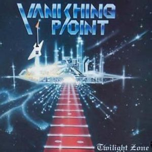 Vanishing Point - Twilight Zone cover art