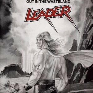 Leader - Out in the Wasteland cover art