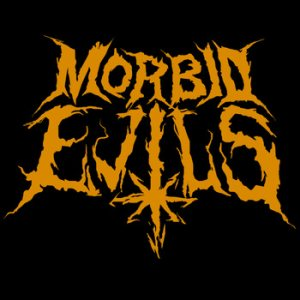 Morbid Evils - In Hate - Single cover art