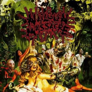 Nailgun Massacre - Backyard Butchery cover art