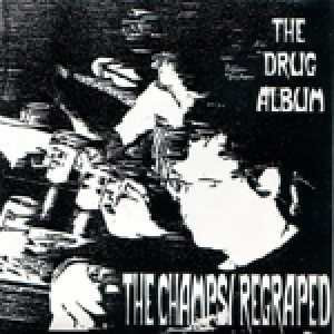 The Fucking Champs - The Drug Album cover art