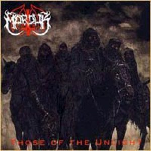 Marduk - Those of the Unlight cover art