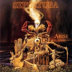 Sepultura - Arise cover art
