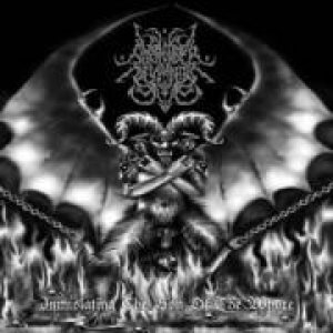Surrender of Divinity - Immolating the Son of the Whore cover art