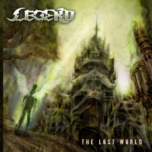 Legend - The Lost World cover art