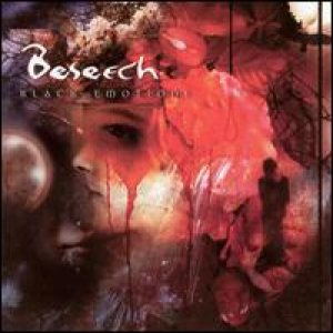 Beseech - Black Emotions cover art