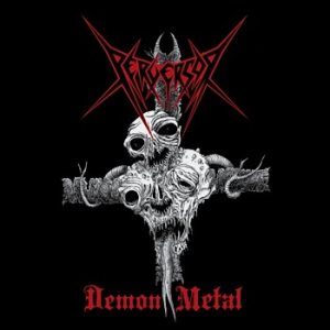 Perversor - Demon Metal cover art