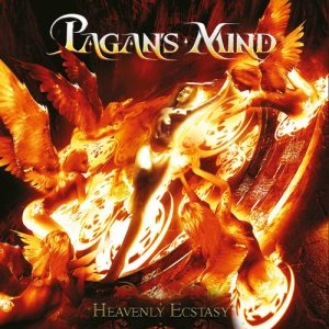 Pagan's Mind - Heavenly Ecstasy cover art
