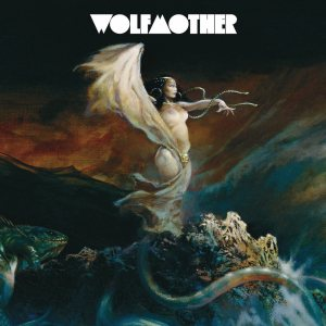 Wolfmother - Wolfmother cover art