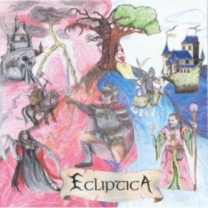 Ecliptica - The Legend of King Artus cover art